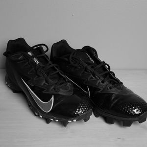 Nike baseball cleats mens sz 8 vapor